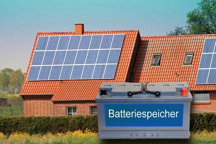 Batteriespeicher: Noch bis Ende 2018 fördern lassen
